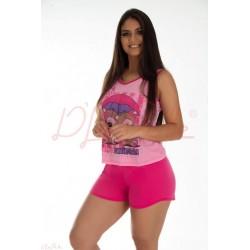 Baby Doll Inf. Camiseta 19019 (0730646)