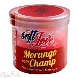 Tri Ball Funções - Morango c/ Champ(5051013)