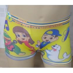 Cueca Box Infantil Sublimada (1050415)
